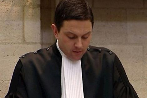 Crimefighter Lucas van Delft na jarenlange schorsing weer actief als officier van justitie