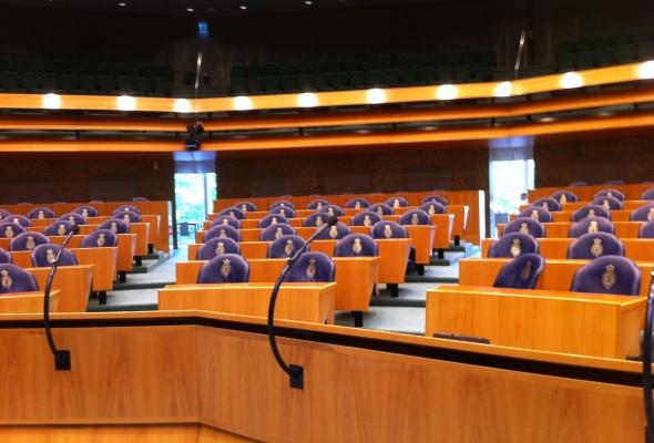 Nieuwe kamervragen D66 kamerleden