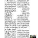 Column John vd heuvel